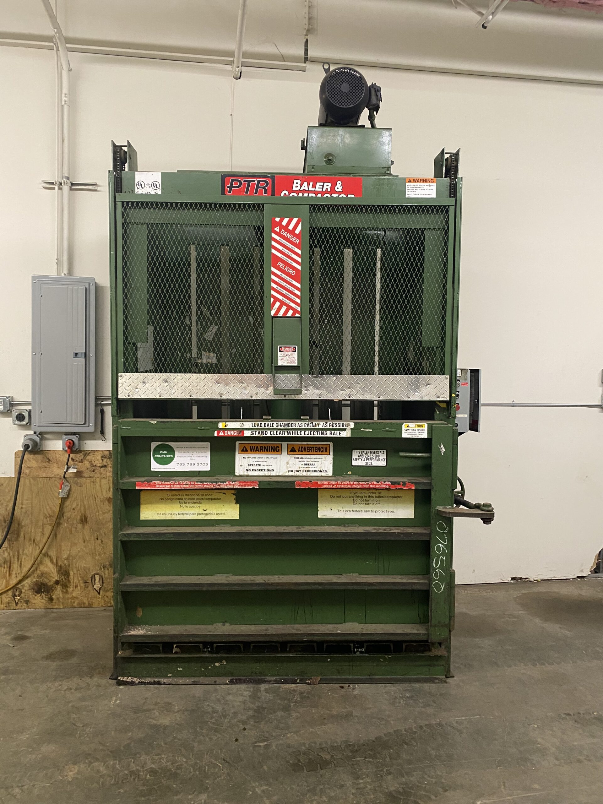 """Featured image for """"60″ PTR 2300HD Refurbished Baler (Qty 3)"""""""