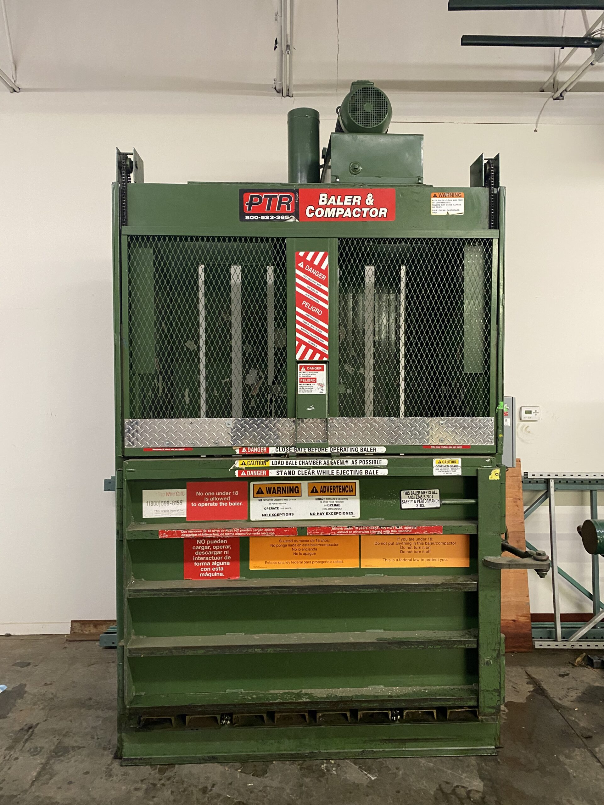 """Featured image for """"60″ PTR 3400HD Refurbished Baler (Qty 2)"""""""