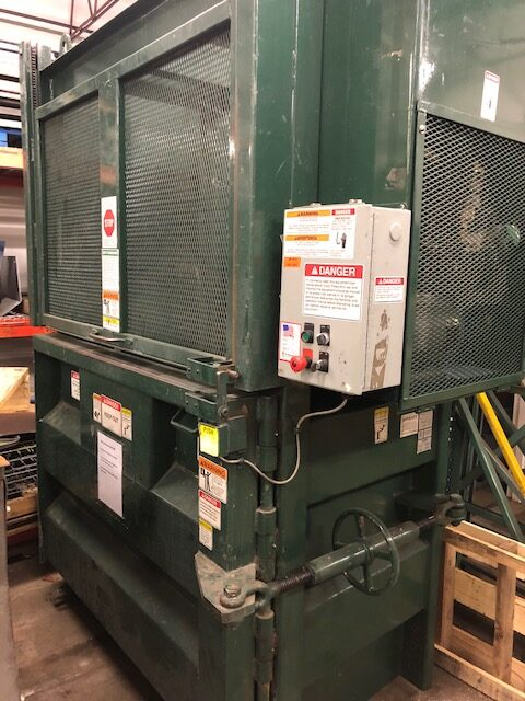 """Featured image for """"60″ WasteQuip Accurate Refurbished Baler (Qty 3)"""""""